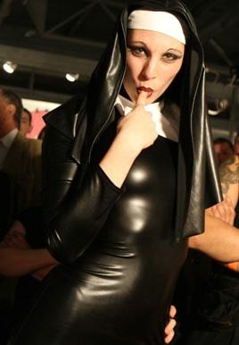religious sex roleplay