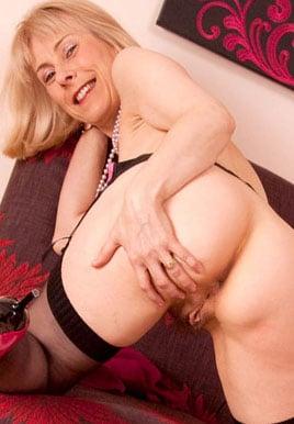 anal grans